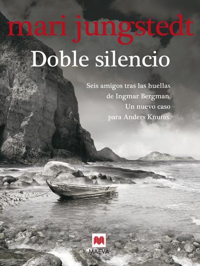 Doble silencio - (Gotland 7) - cover