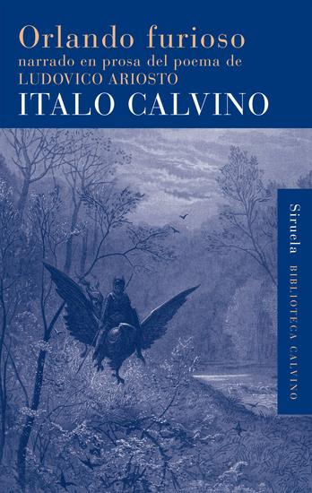 Orlando furioso - narrado en prosa del poema de Ludovico Ariosto - cover