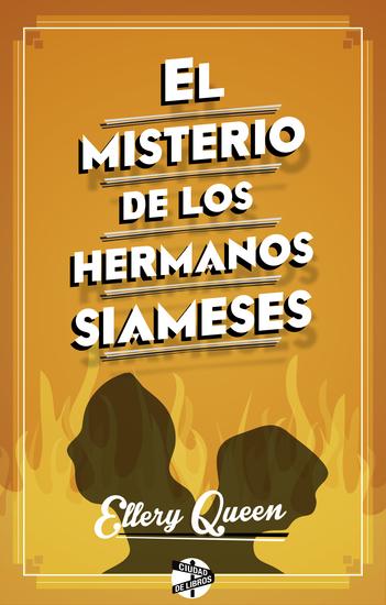 El misterio de los hermanos siameses - cover