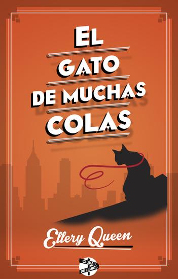 El gato de muchas colas - cover