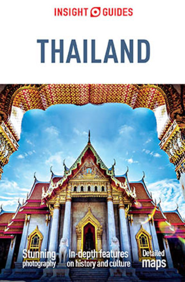 Insight Guides Thailand (Travel Guide eBook) - cover