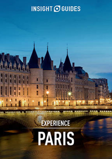 Insight Guides: Experience Paris - cover