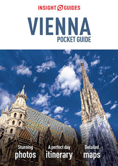 Insight Guides Pocket Vienna - cover
