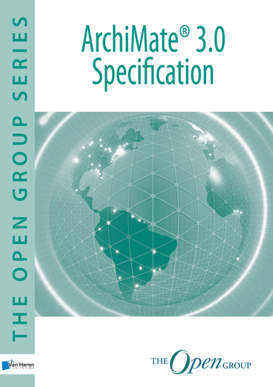 ArchiMate® 30 Specification - cover