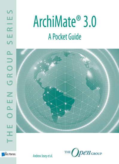ArchiMate® 30 – A Pocket Guide - cover