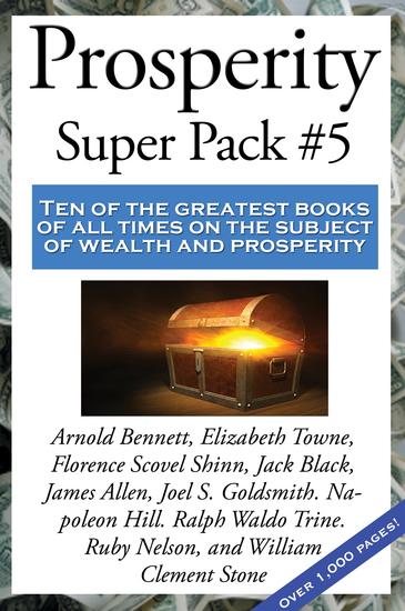 Prosperity Super Pack #5 - cover