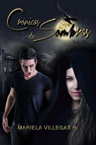 """Crónicas de Sombras"" - Saga Noche de Brujas #2 - cover"