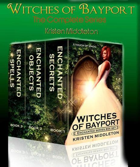 Witches of Bayport (The Series) Boxed Set - cover