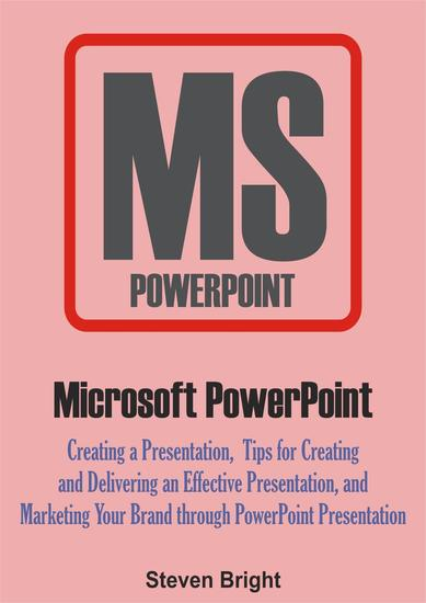 The Best of Microsoft PowerPoint Brand Exposure Techniques - cover