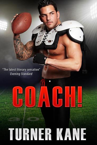 COACH!: M M Male Sports Romance - cover