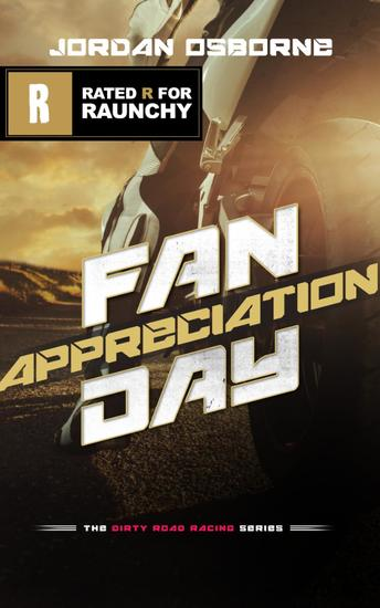 Fan Appreciation Day - The Dirty Motorcycle Road Racing Series #2 - cover