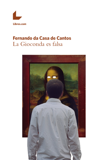 La Gioconda es falsa - cover