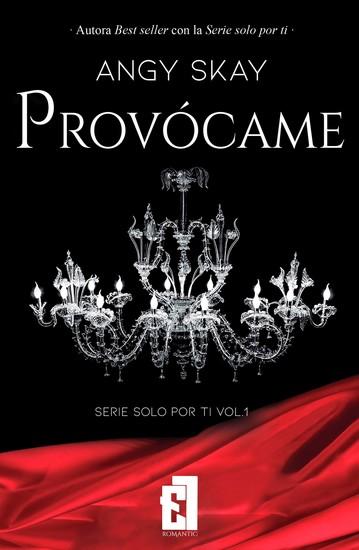 Provócame - cover