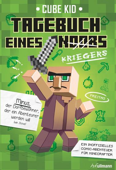 Tagebuch eines Kriegers - cover