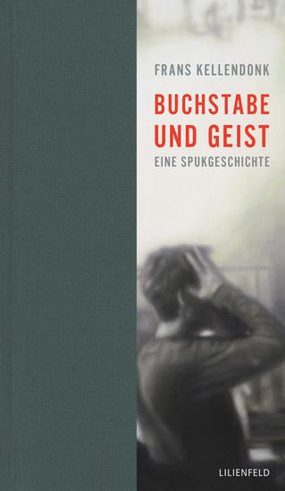 Buchstabe und Geist - Eine Spukgeschichte - cover
