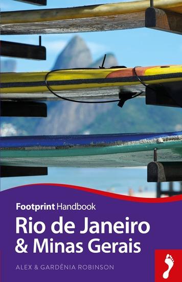 Rio de Janeiro & Minas Gerais - cover