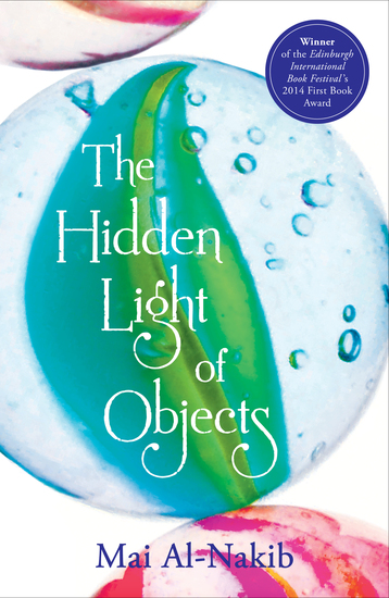 The Hidden Light of Objects - cover