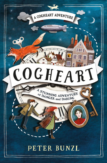Cogheart - cover