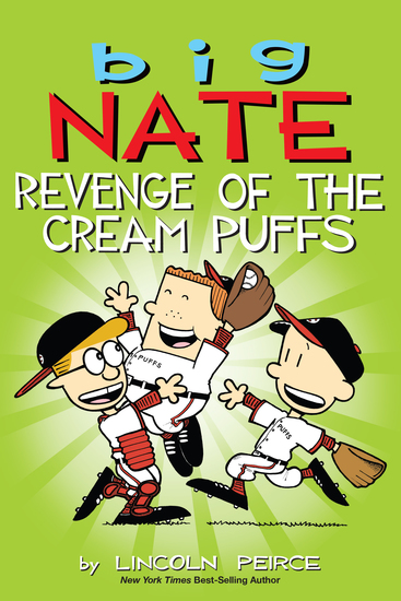 Big Nate: Revenge of the Cream Puffs - cover