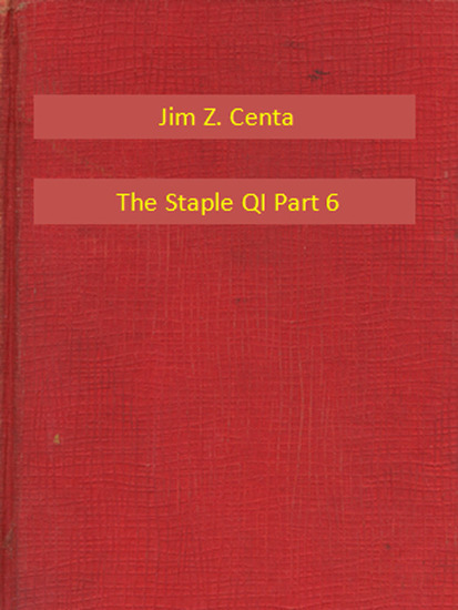 The Staple QI Part 6 - cover