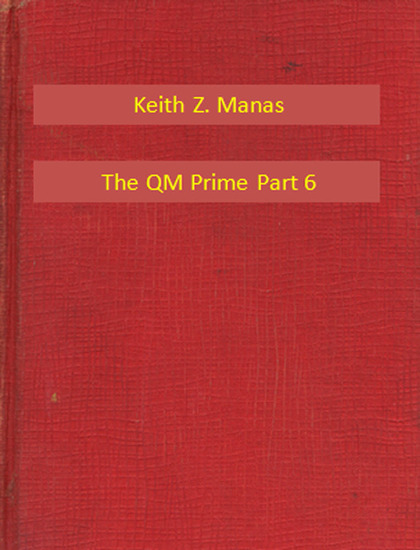 The QM Prime Part 6 - cover