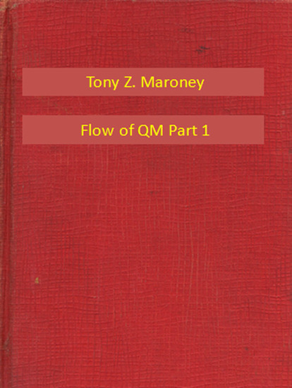 Flow of QM Part 1 - cover