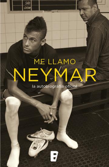 Me llamo Neymar - cover