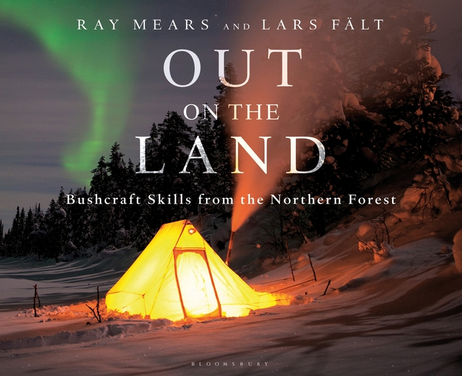 Out on the Land - Bushcraft Skills from the Northern Forest - cover