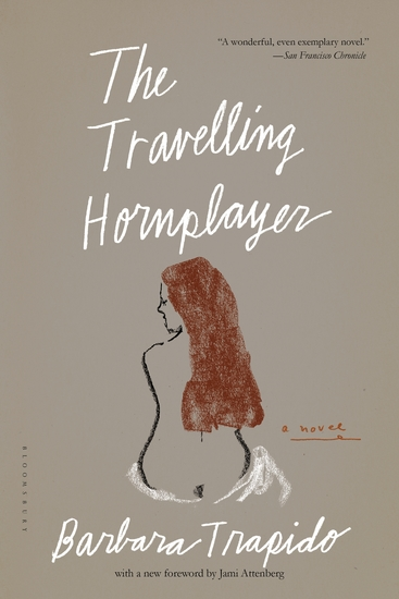 The Travelling Hornplayer - a novel - cover