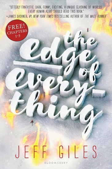 The Edge of Everything eSampler - cover