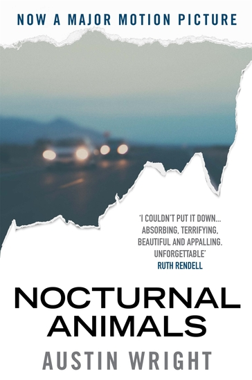 Tony and Susan - Soon to be the major motion picture Nocturnal Animals - cover