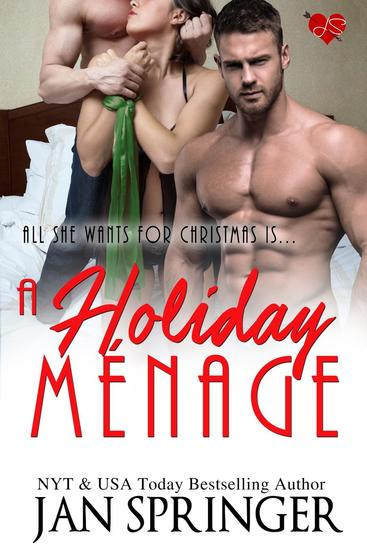 A Holiday Menage - cover