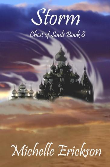 Storm - Chest of Souls #8 - cover