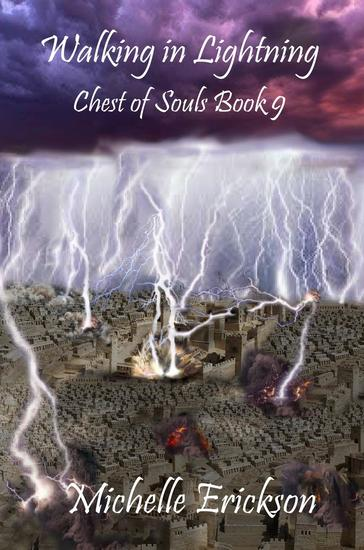Walking in Lightning - Chest of Souls #9 - cover