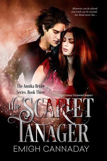 The Scarlet Tanager - The Annika Brisby Series #3 - cover