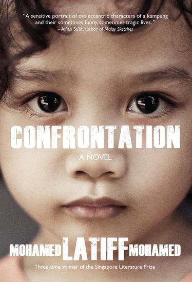 Confrontation - cover