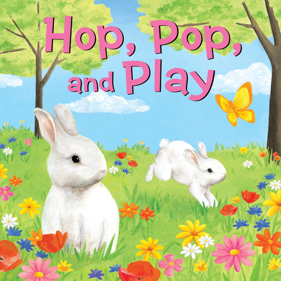 Hop Pop and Play - cover