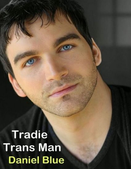 Tradie Trans Man - cover