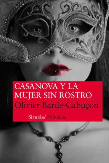 Casanova y la mujer sin rostro - cover