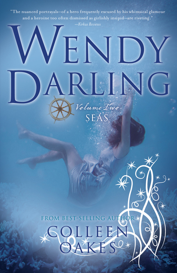 Wendy Darling - Volume 2: Seas - cover