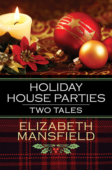 Holiday House Parties - Two Tales - cover