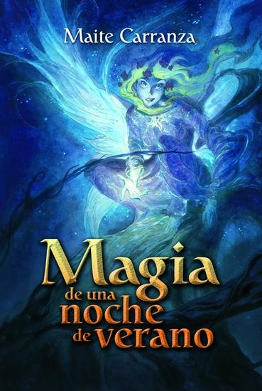 Magia de una noche de verano - cover