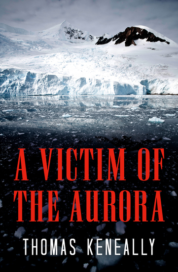 A Victim of the Aurora - cover