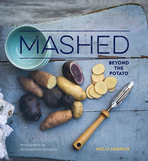 Mashed - Beyond the Potato - cover