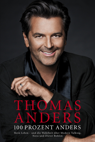 100 Prozent Anders - Mein Leben und die Wahrheit über Modern Talking Nora und Dieter Bohlen - cover