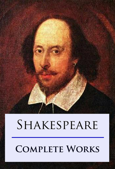 Shakespeare Complete Works - cover