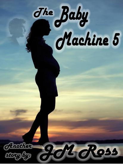 The Baby Machine 5 - cover