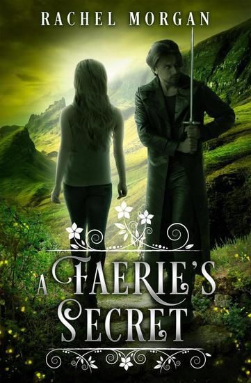 A Faerie's Secret - Creepy Hollow #4 - cover