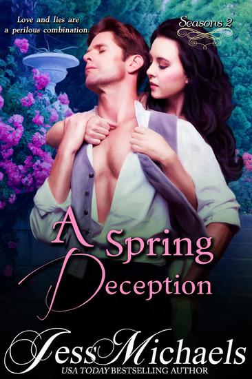 A Spring Deception - Seasons #2 - cover