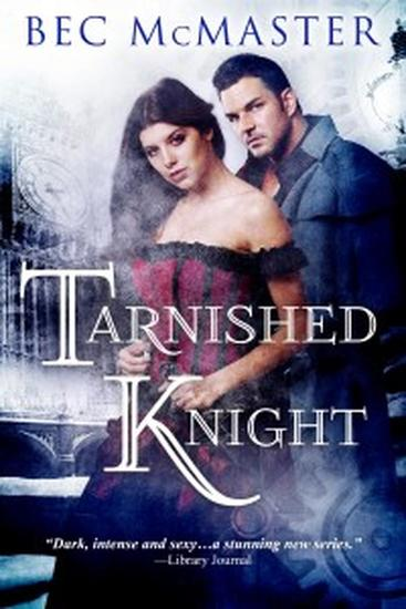 Tarnished Knight - London Steampunk #15 - cover